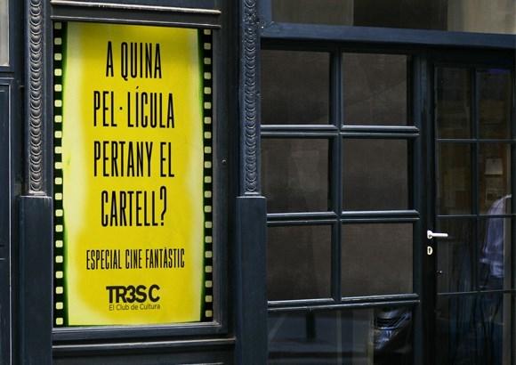 Quiz TR3SC: A quina pel·lícula pertany el cartell? Especial cinema fantàstic