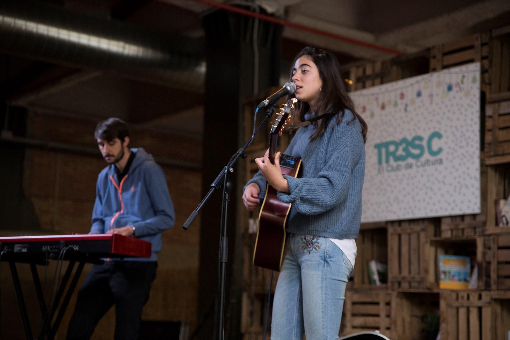 Concert de Sara Terraza