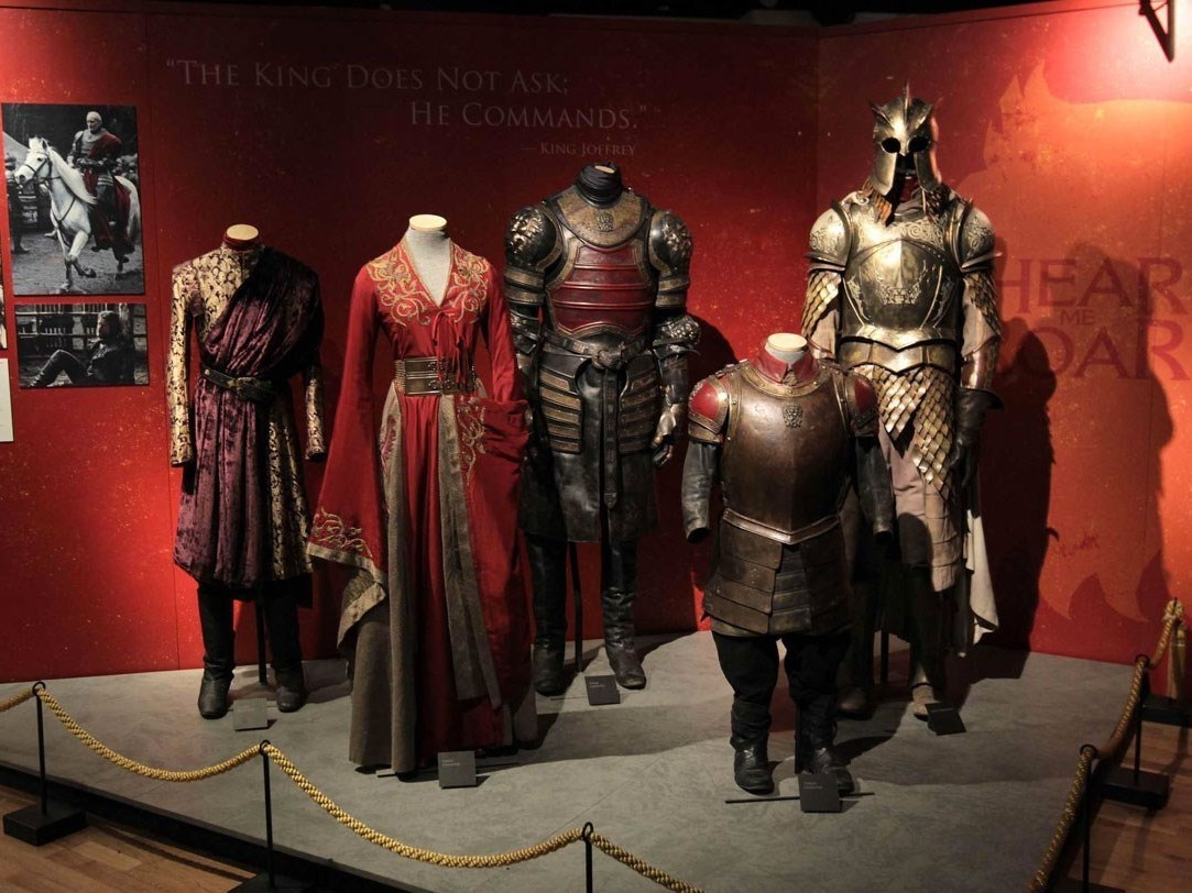 'Game of thrones: The touring exhibition'. A partir del 28 d'octubre