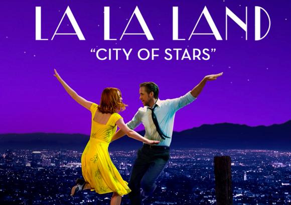 Escolta la banda sonora de l'èxit 'La La Land'