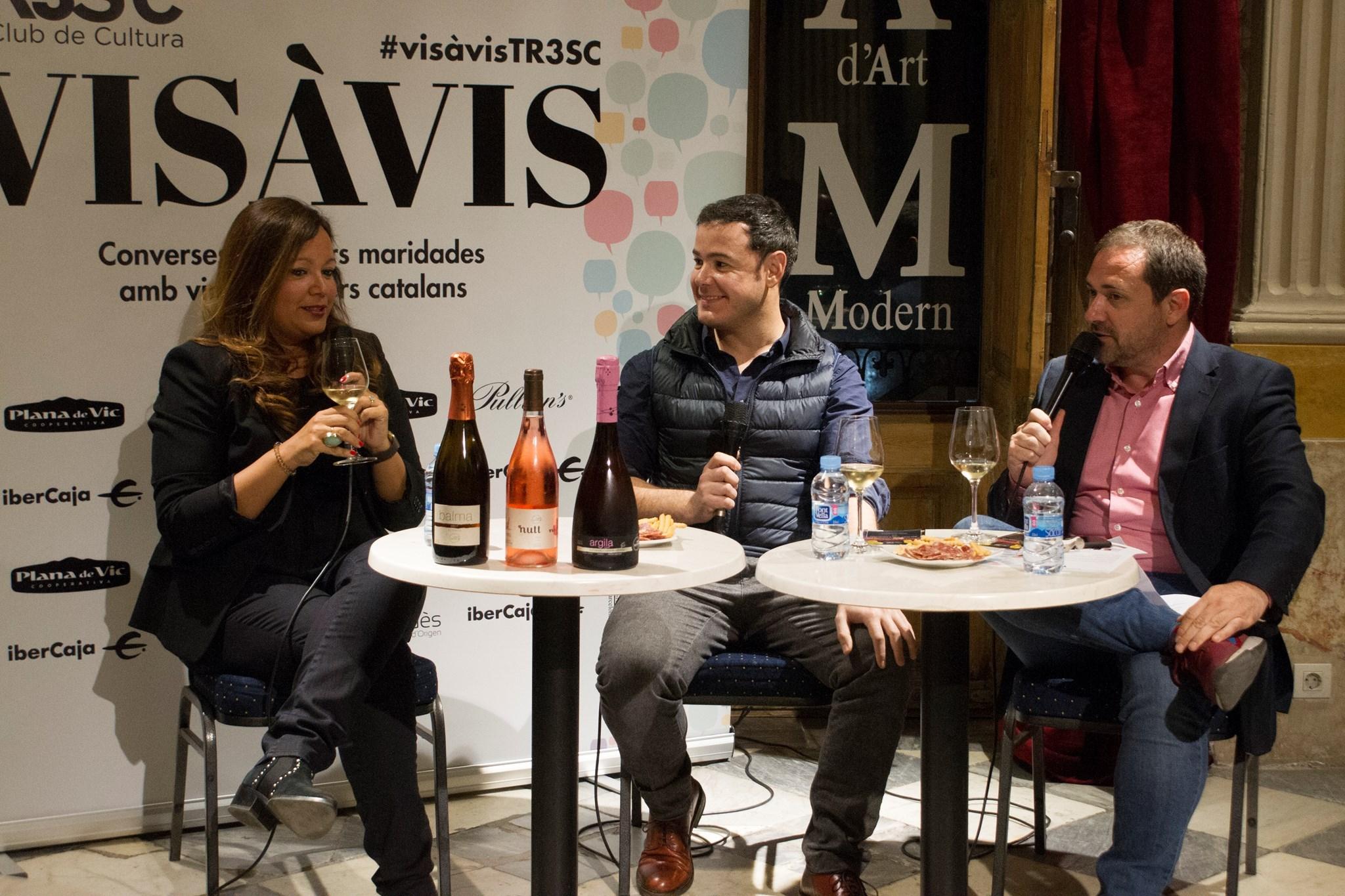 #VisàVis: Ivan Labanda i el celler Mas Bertran
