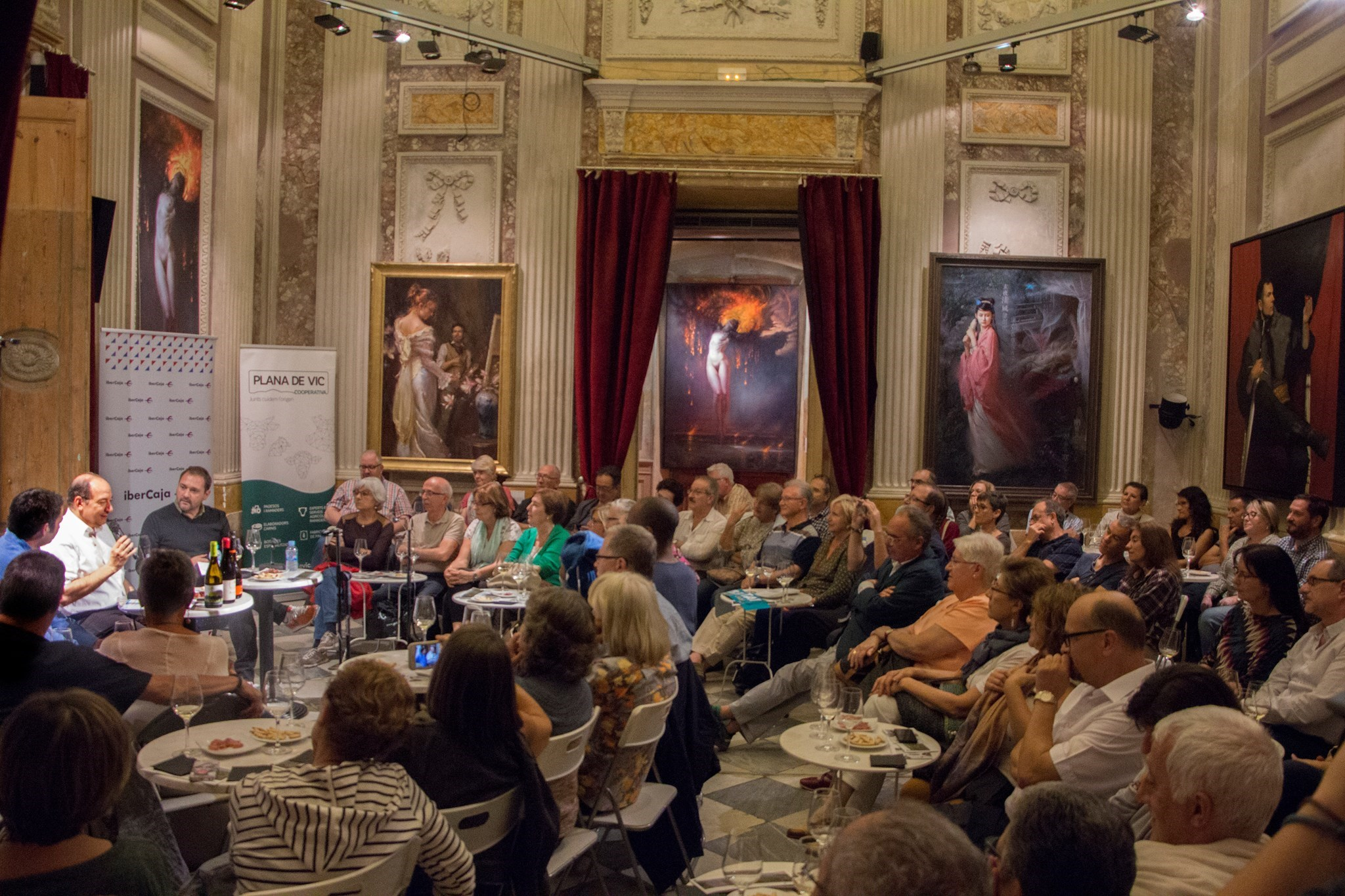 Un espai únic: el palauet del museu MEAM