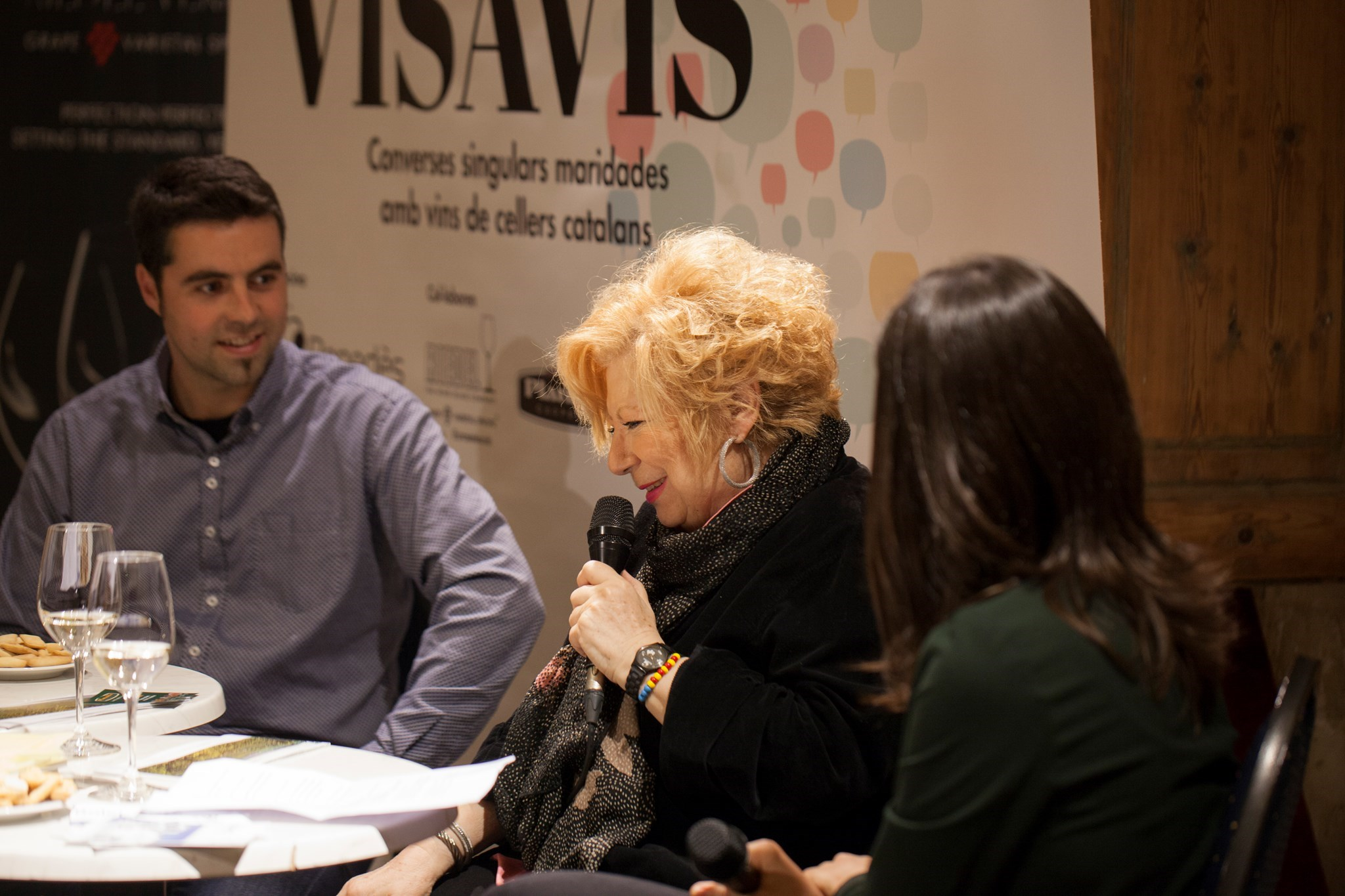 #VisàVis amb Núria Feliu i el celler Bolet