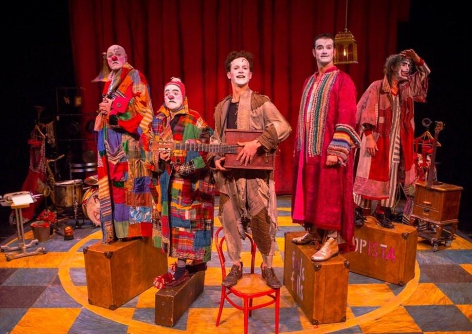 'Rhümia': del 21 de desembre al 14 de gener, Teatre Lliure de Gràcia