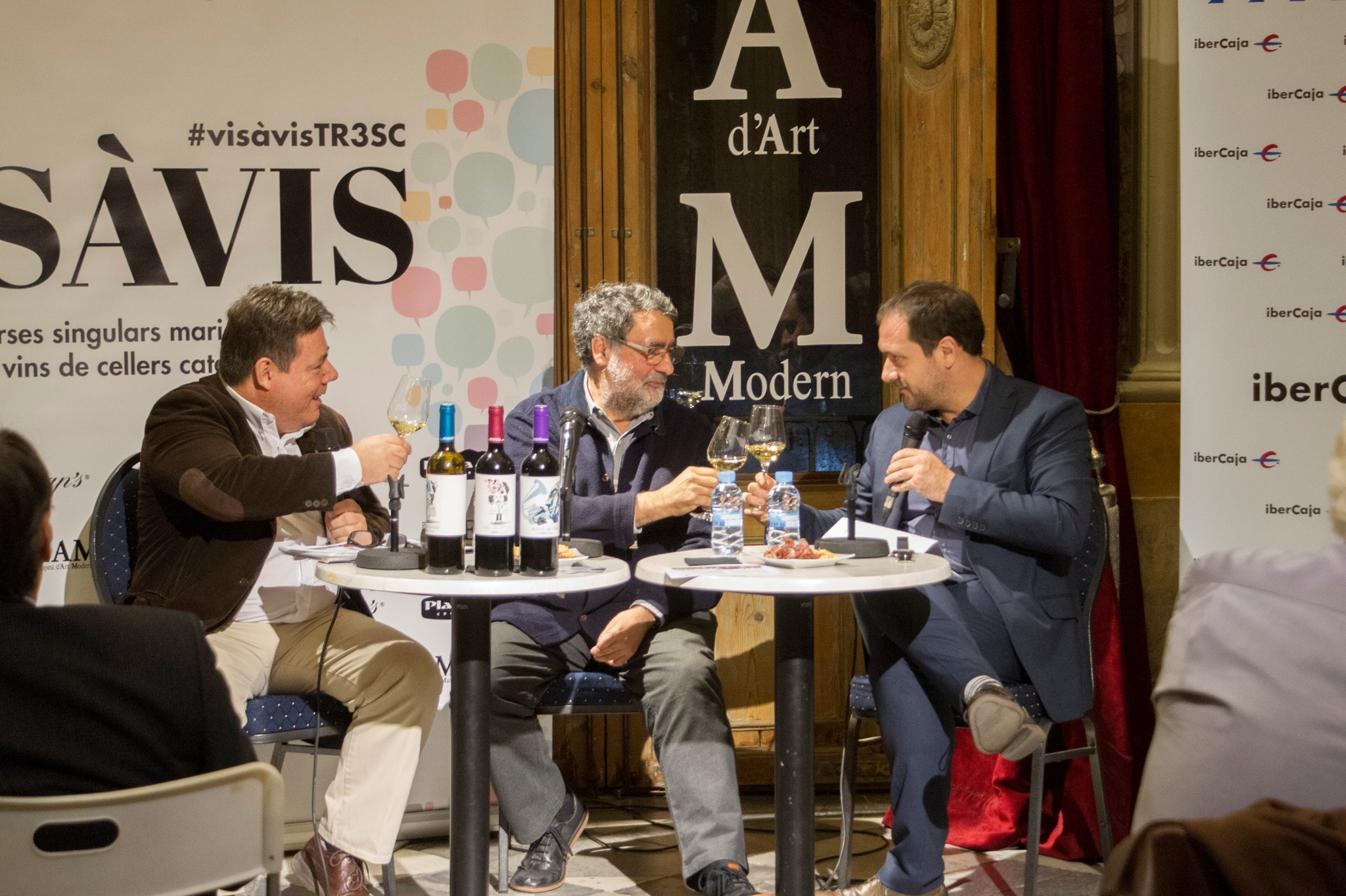 #VisàVis amb Joan Fontcuberta i el celler Ferré i Catasús