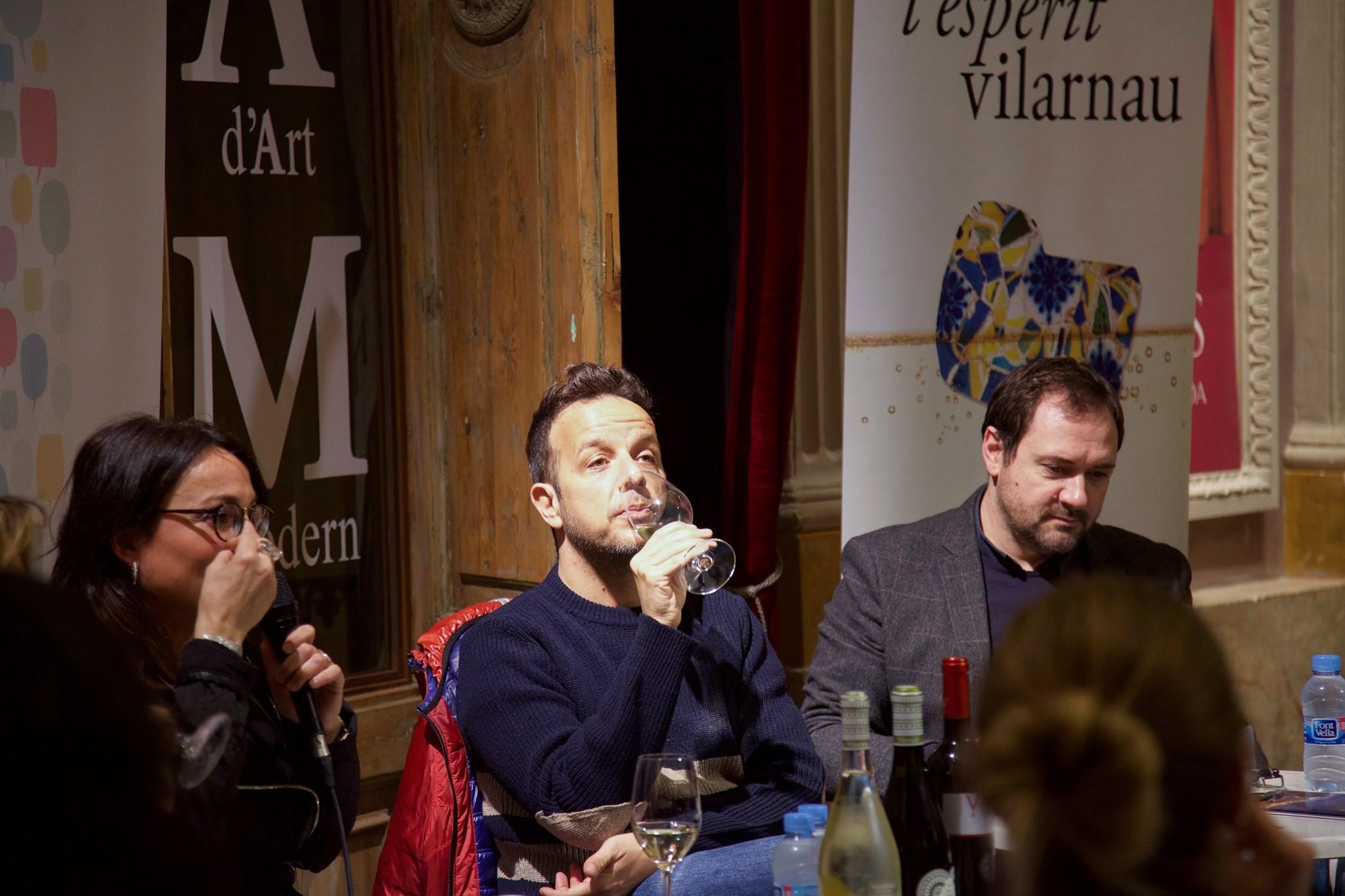 #VisàVis amb Àngel Llàcer i el celler Vilarnau