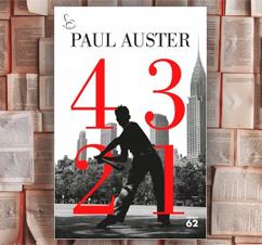 '4 3 2 1 ' de Paul Auster