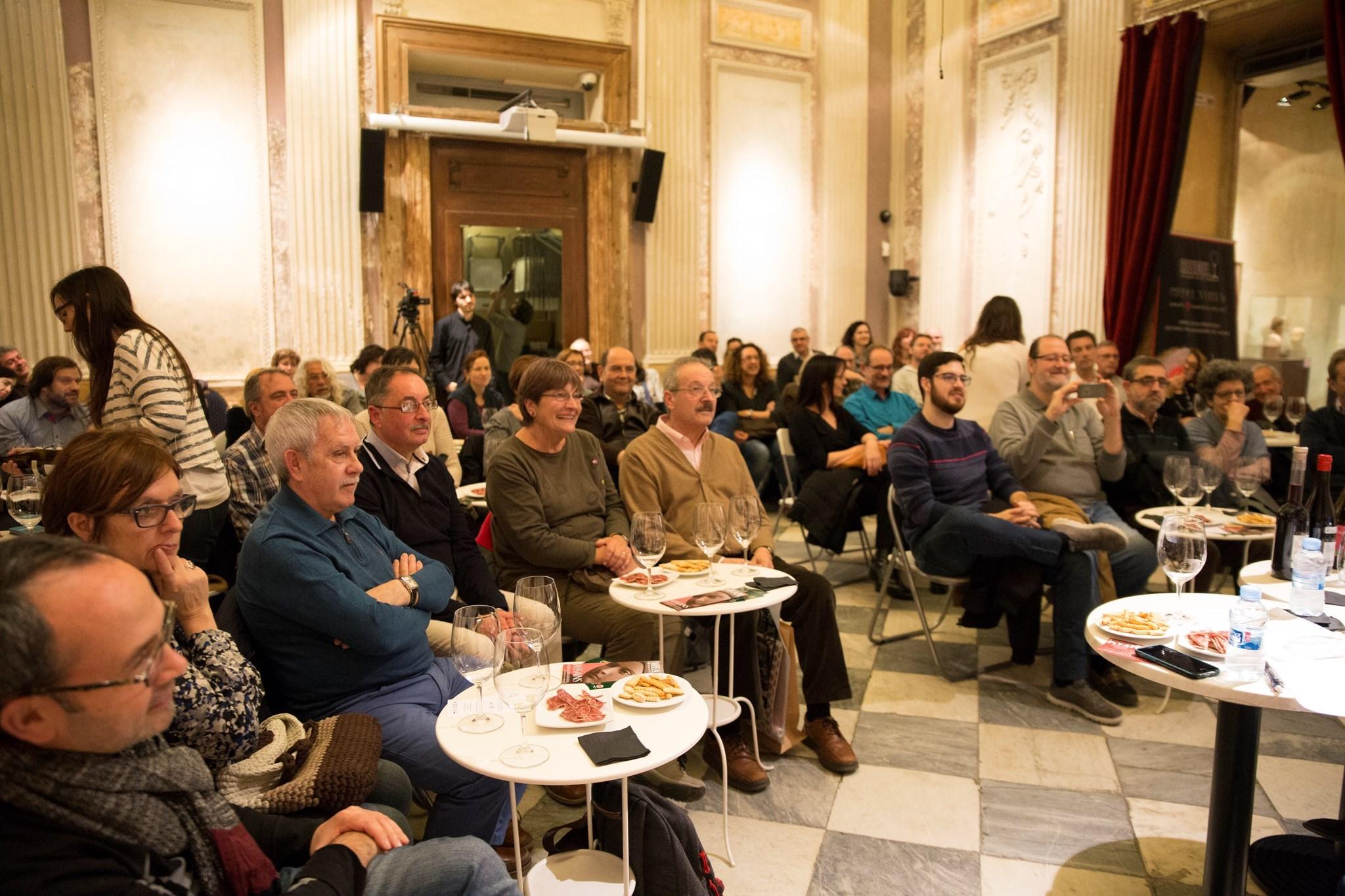 #VisàVis amb Toni Albà i el celler Can Suriol