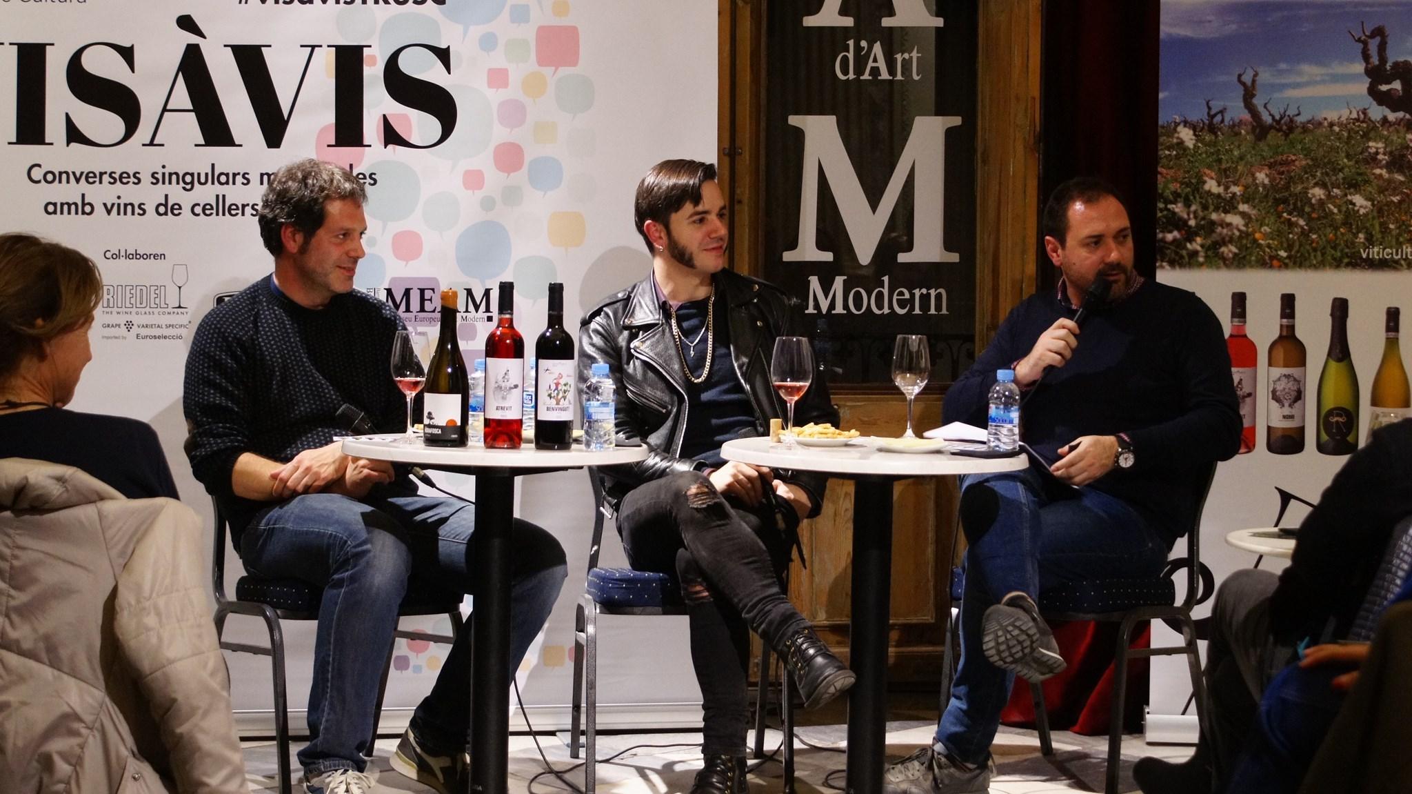 #VisàVis amb Arnau Tordera i el celler Can Descregut