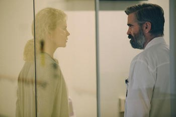 'The killing of a sacred deer'