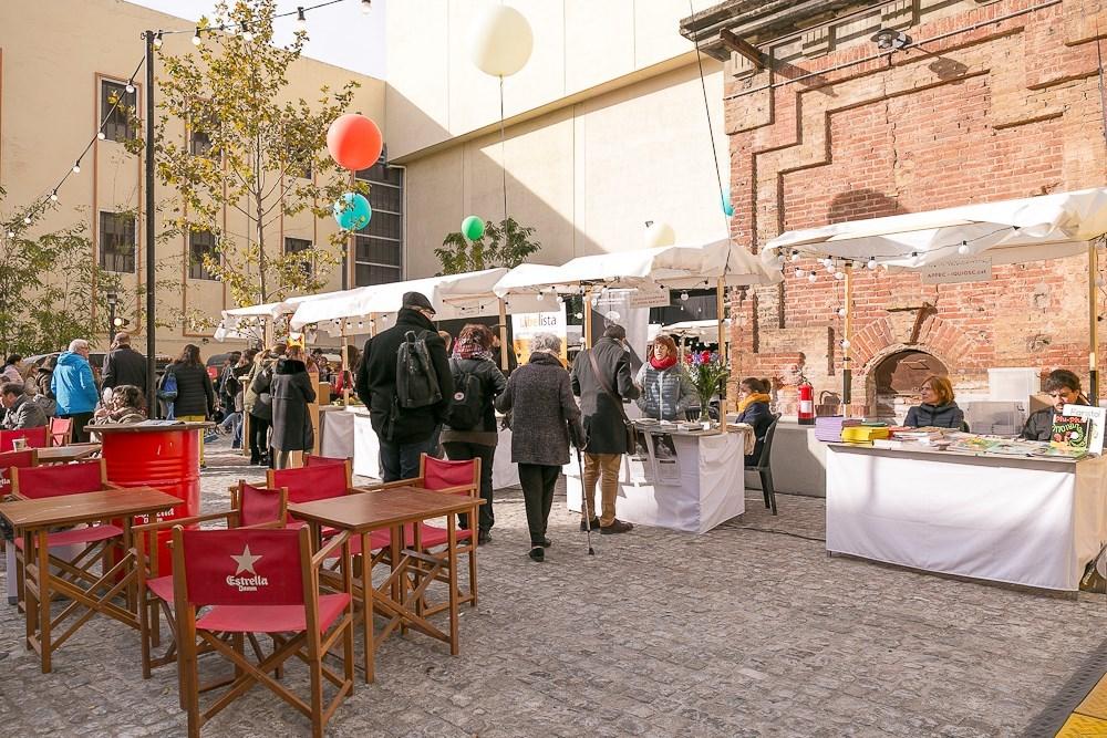 La plaça del Mercat