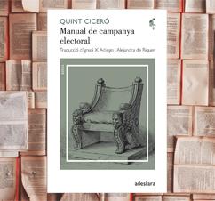 'Manual de campanya electoral' de Quint Ciceró
