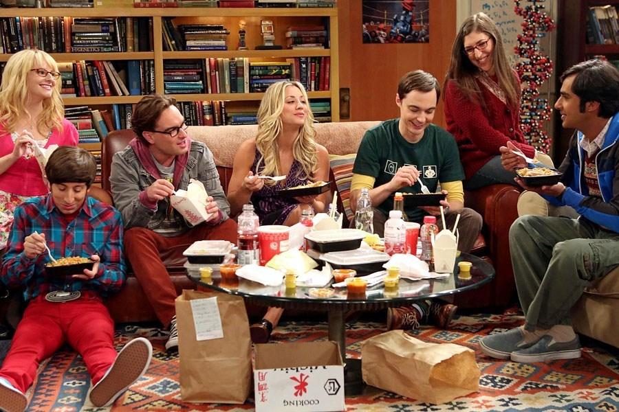 'The Big Band Theory' i 'Young Sheldon'