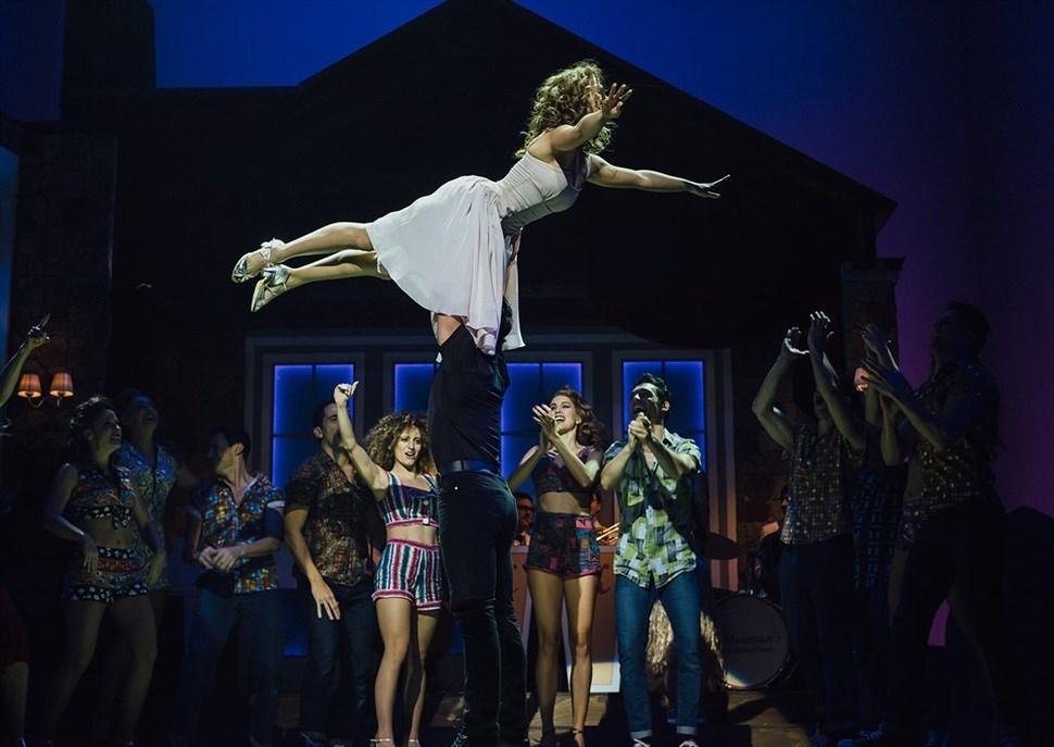 'Dirty Dancing': a partir del 6 de desembre, Teatre Tívoli