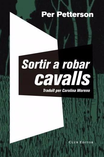 Yannick García, traductor i escriptor: 'Sortir a robar cavalls' de Per Petterson. Club Editor