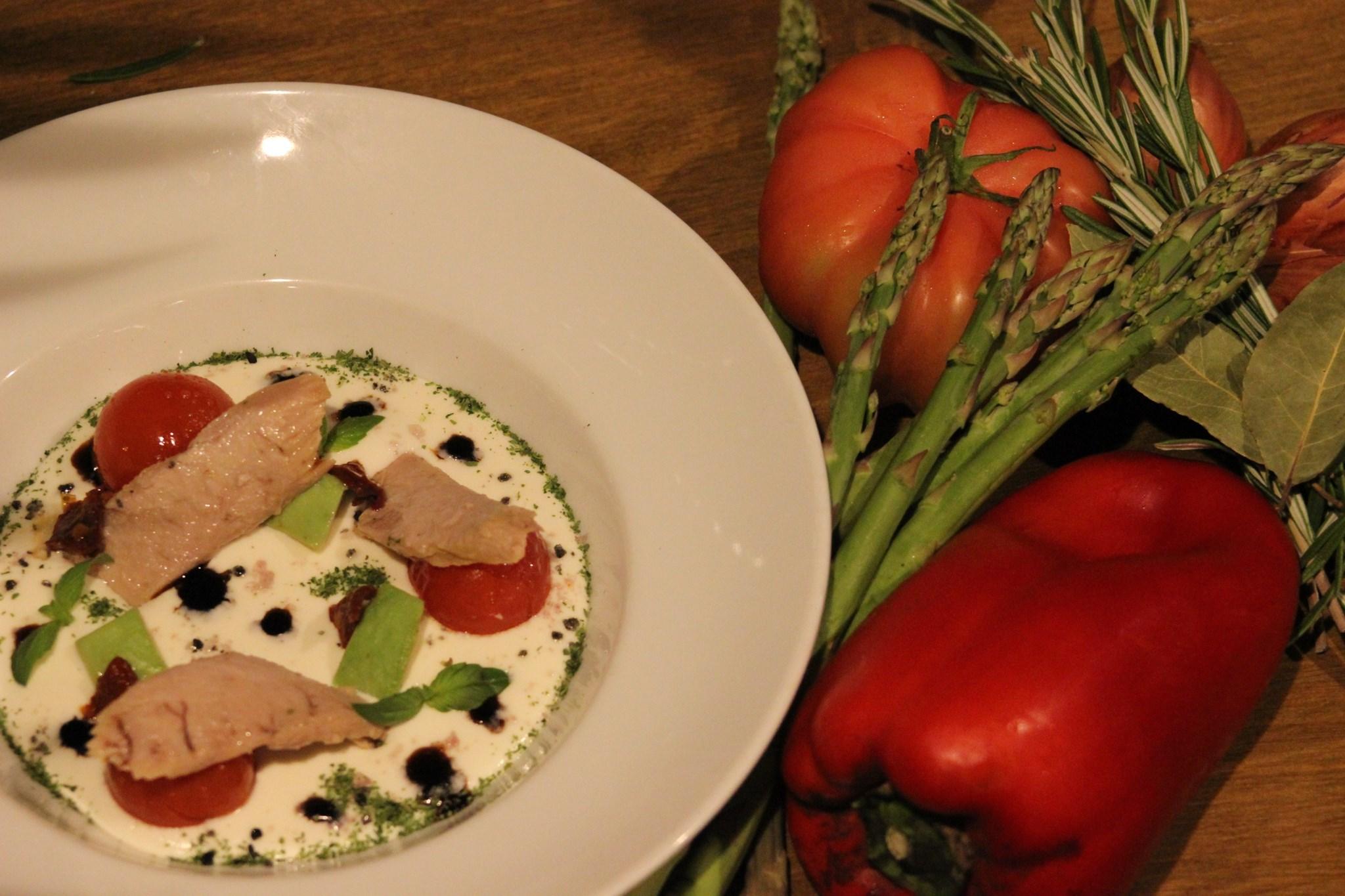 Sopar TR3SC: La Via Augusta Gastronòmica i Enològica