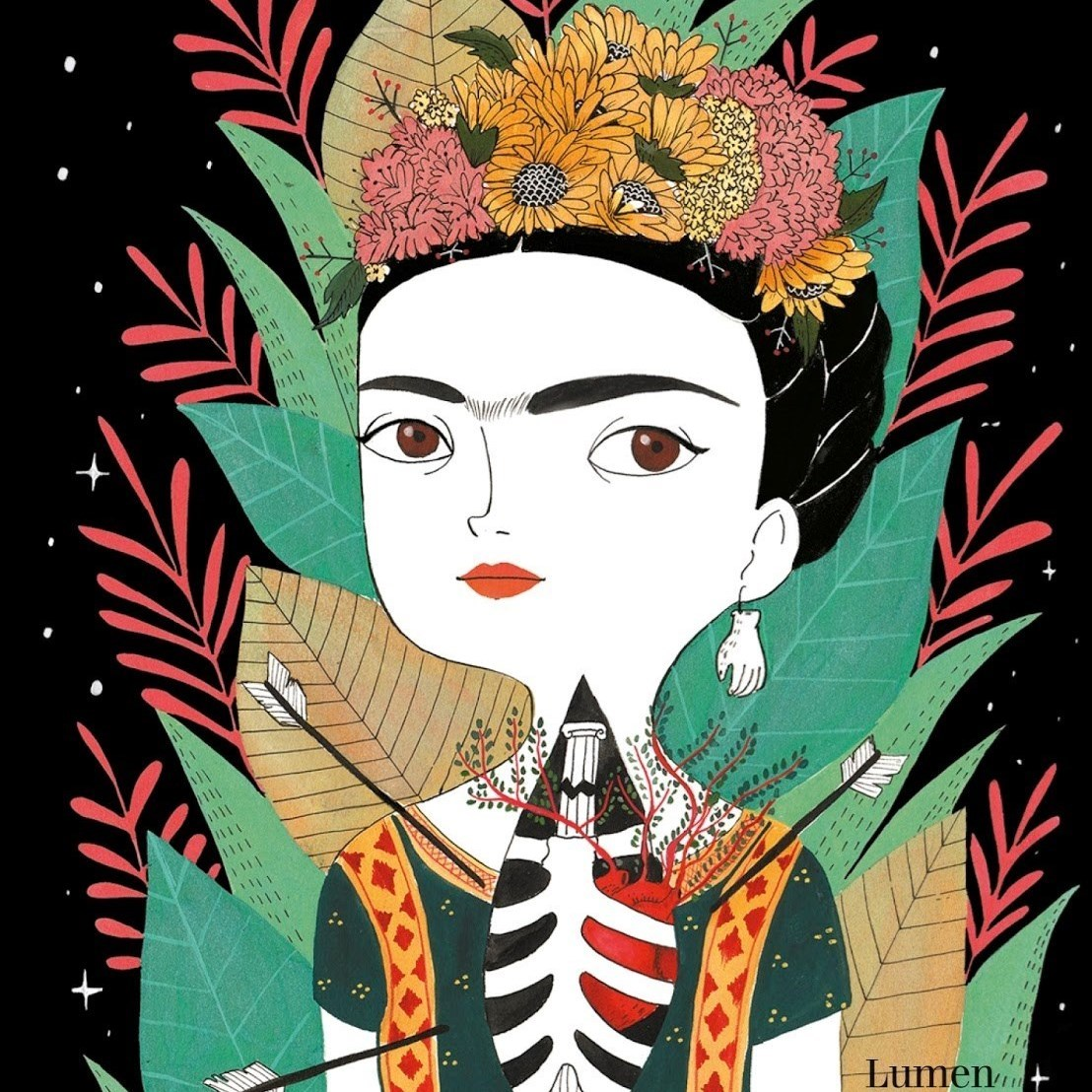 'Frida Kahlo', de Maria Hesse