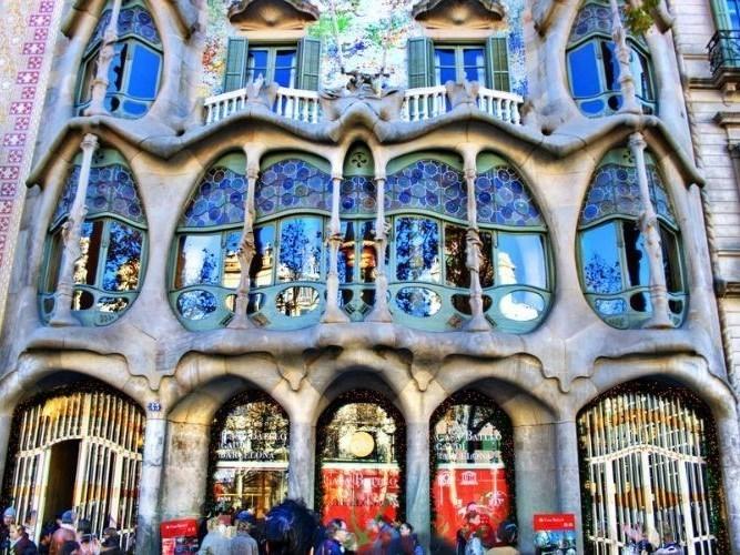 El modernisme a Barcelona