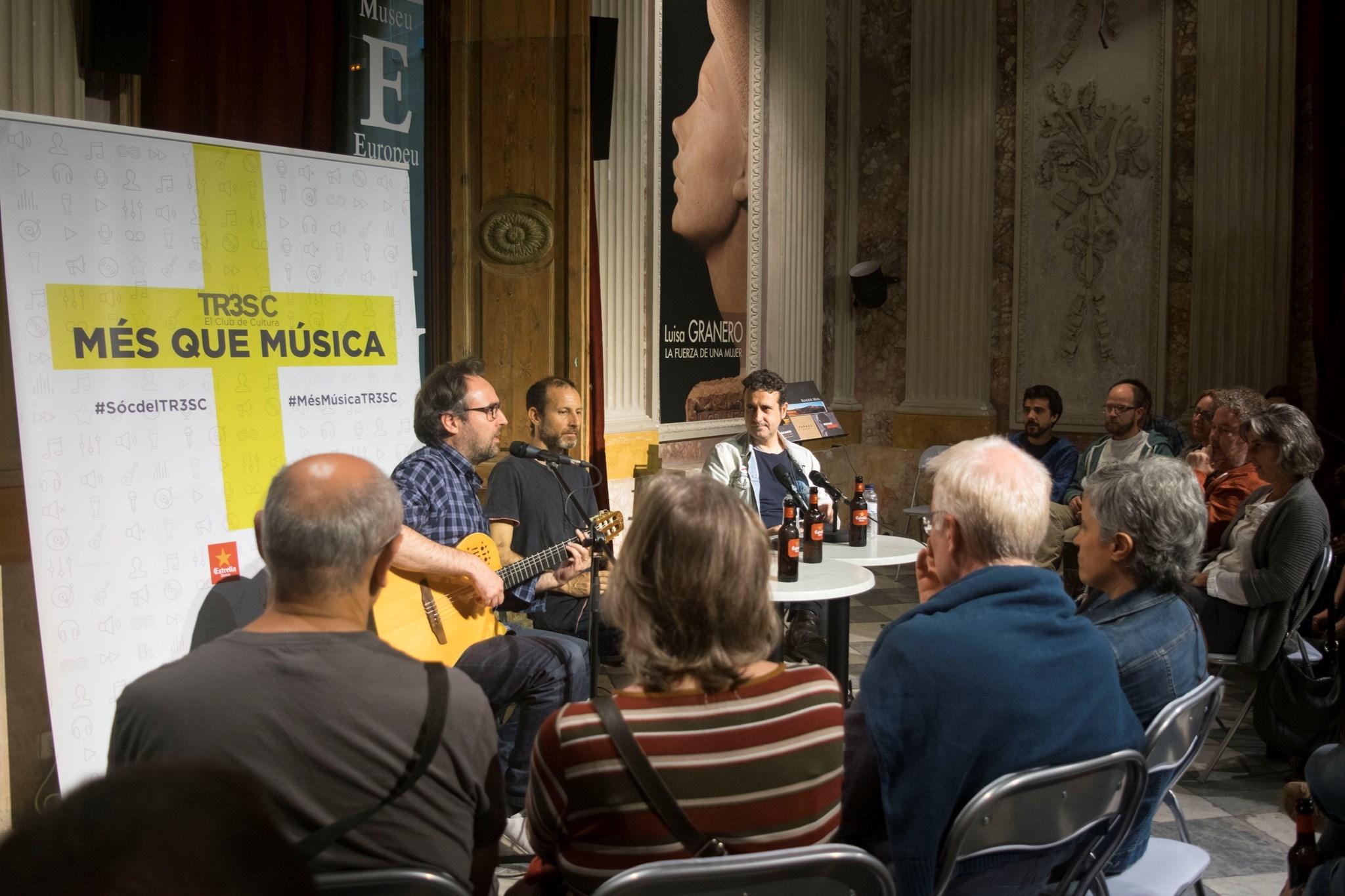 Més que música amb Roger Mas