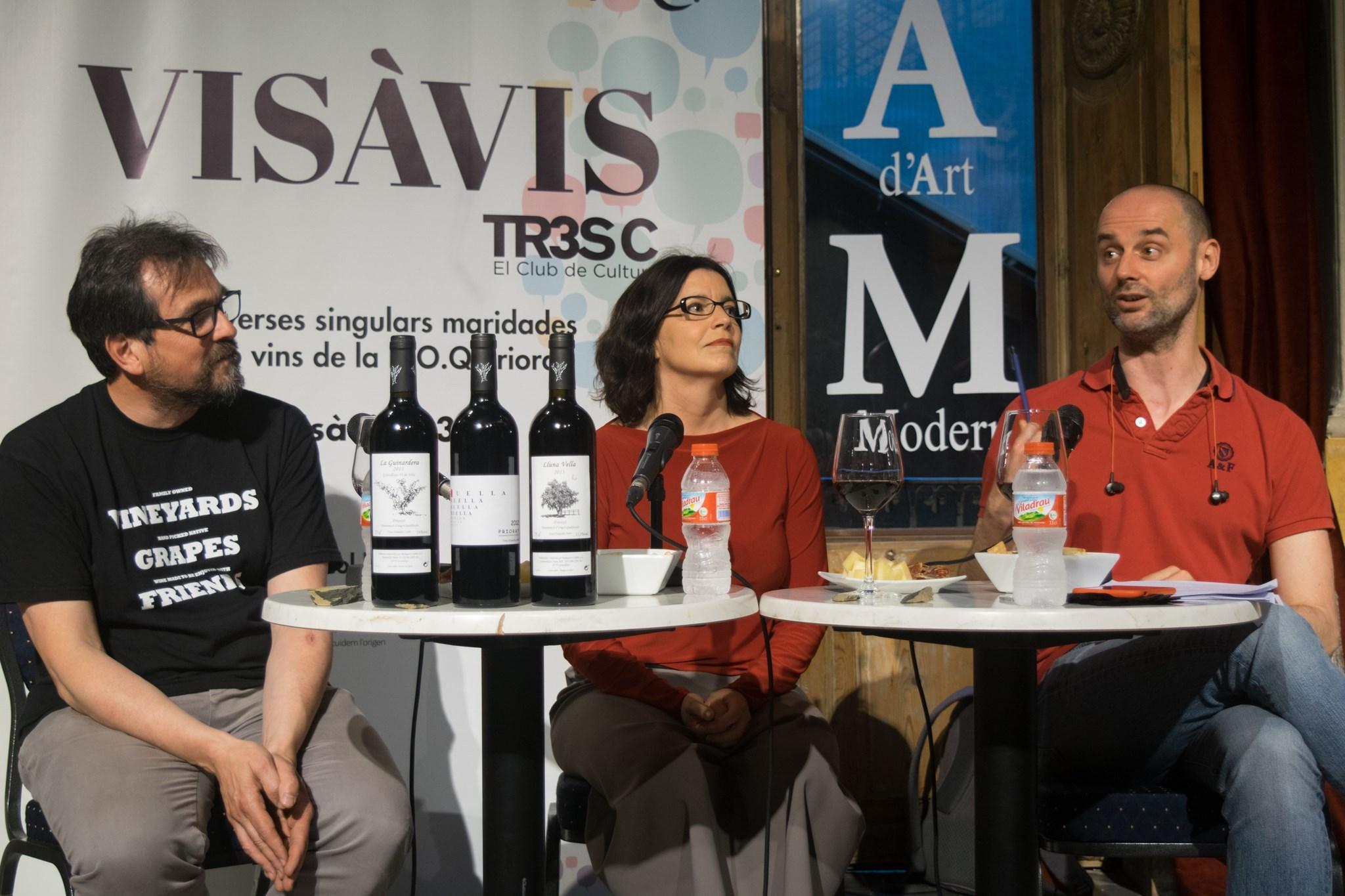 #VisàVisTR3SC amb Laia Marull