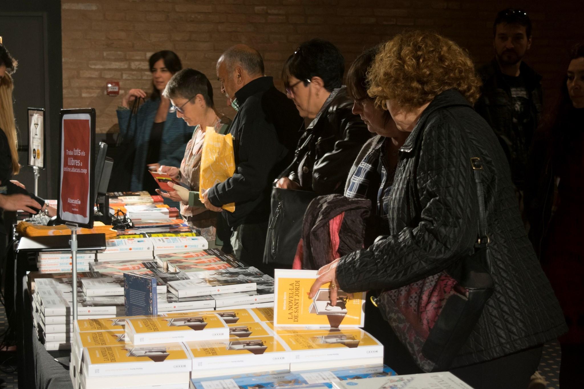 12è Aniversari TR3SC: Festa del Llibre