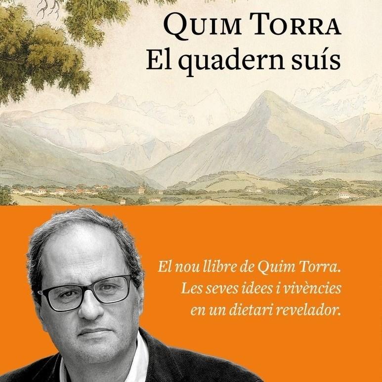 'El quadern suís', Quim Torra