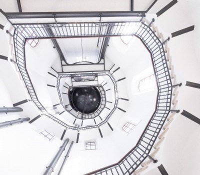 Torre de les Aigües del Tibidabo · Open infraestructures