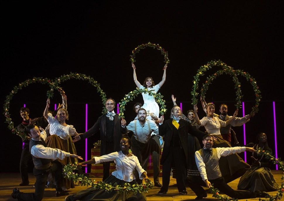 Els Jocs Florals de Canprosa · Teatre Nacional de Catalunya