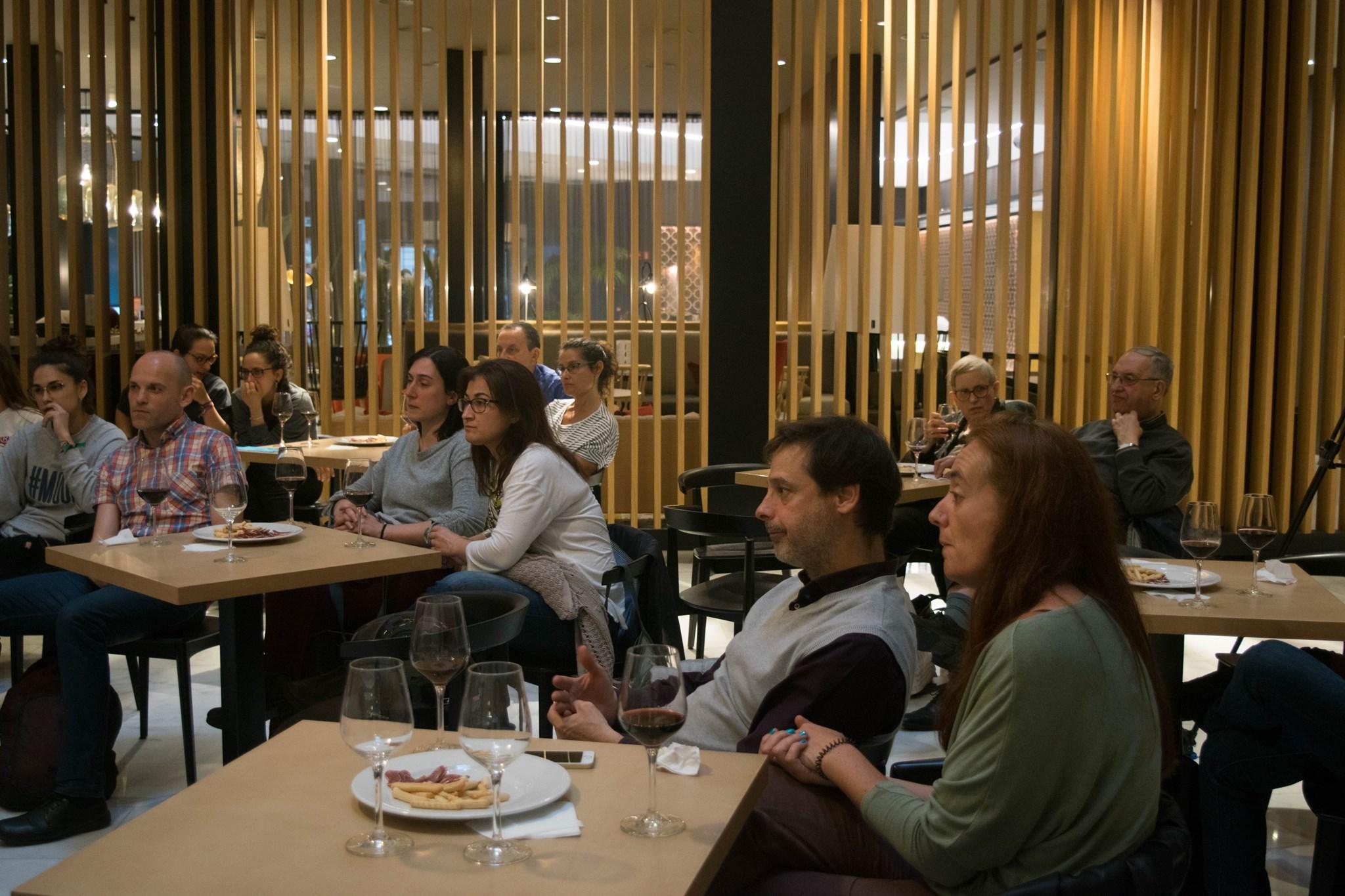 #VisàVisTR3SC amb Nausicaa Bonnín