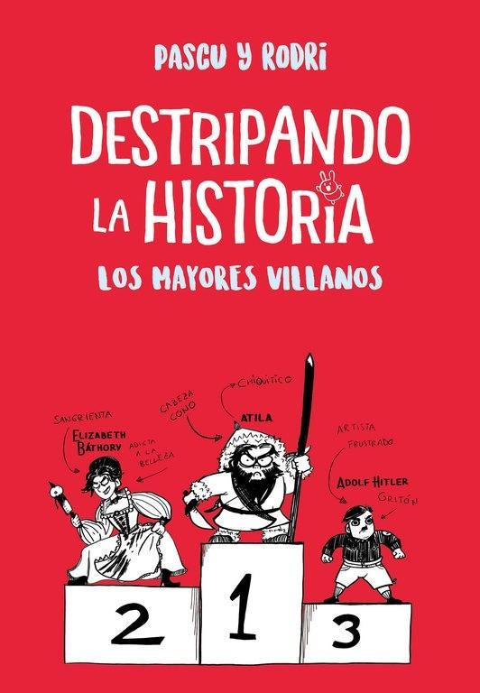 'Destripando la historia' · Rodrigo Septién i Álvaro Pascual