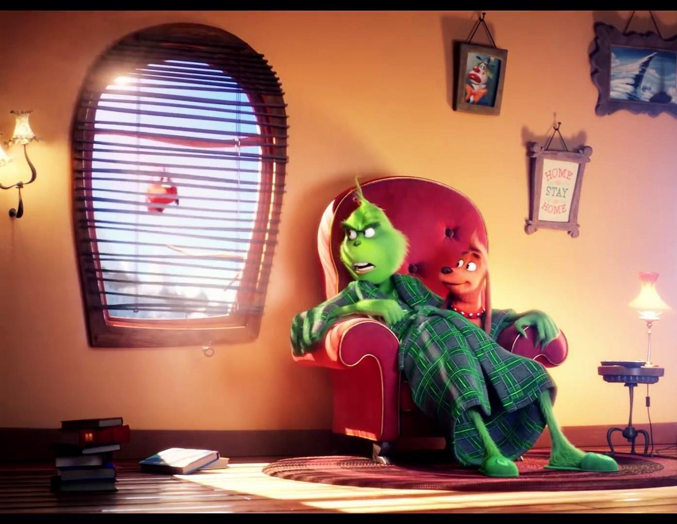 'El Grinch' · Animació