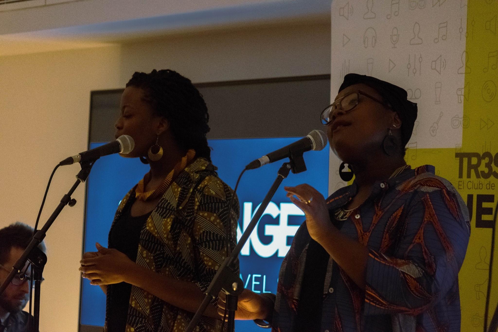#MésQueMúsica amb The Sey sisters i l'àlbum 'Rise'
