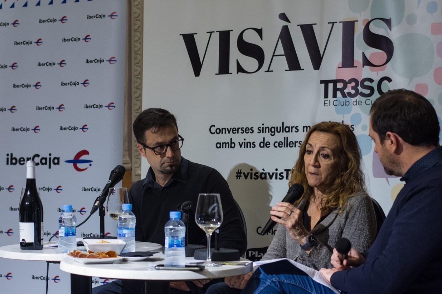 #VisàVis amb Carme Portaceli i el celler El Masroig