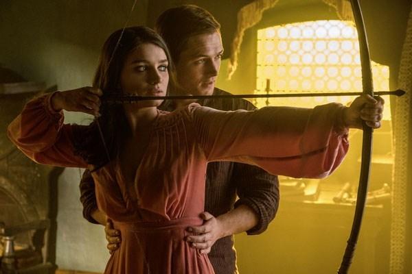 'Robin Hood' · Aventures