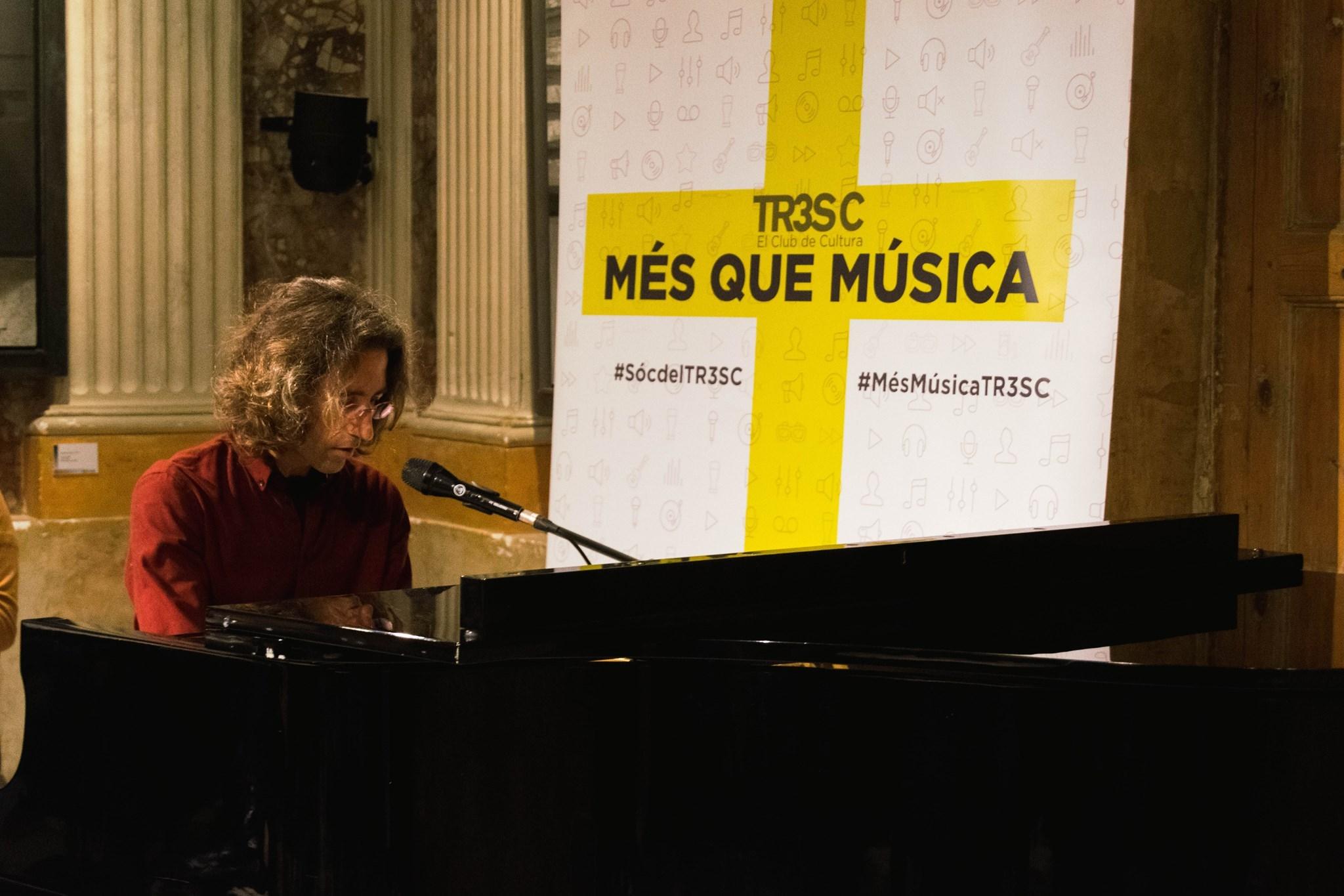 #MésQueMúsica amb Xavi Lloses