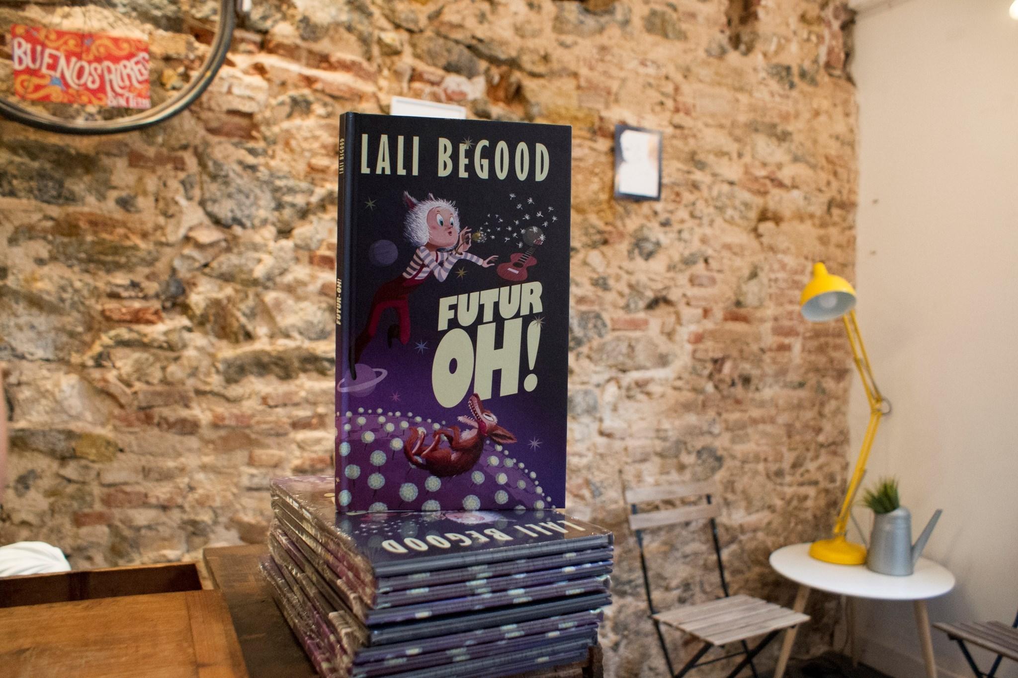 Lali Beegod al Més que música TR3SC