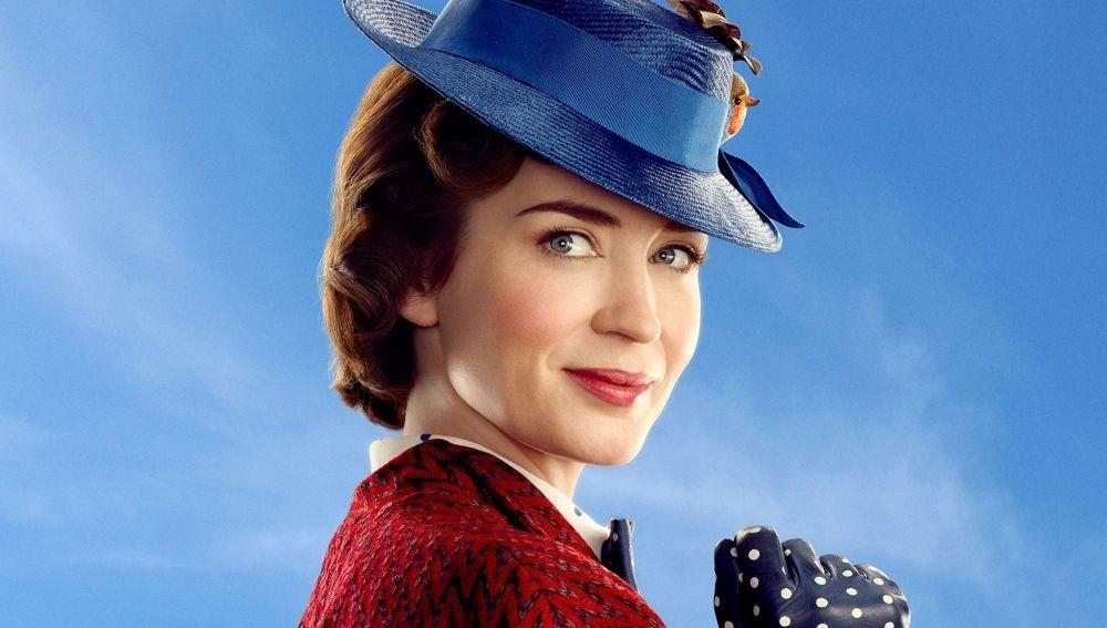 'El regreso de Mary Poppins' · Comèdia