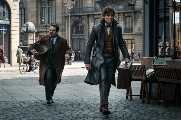 'Animales fantásticos y dónde encontrarlos: los crímenes de Grindelwald' · Aventura, fantasia
