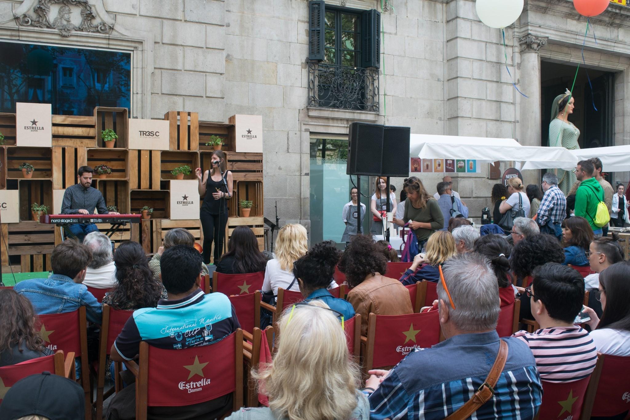 12è Aniversari TR3SC: Espai Sant Jordi