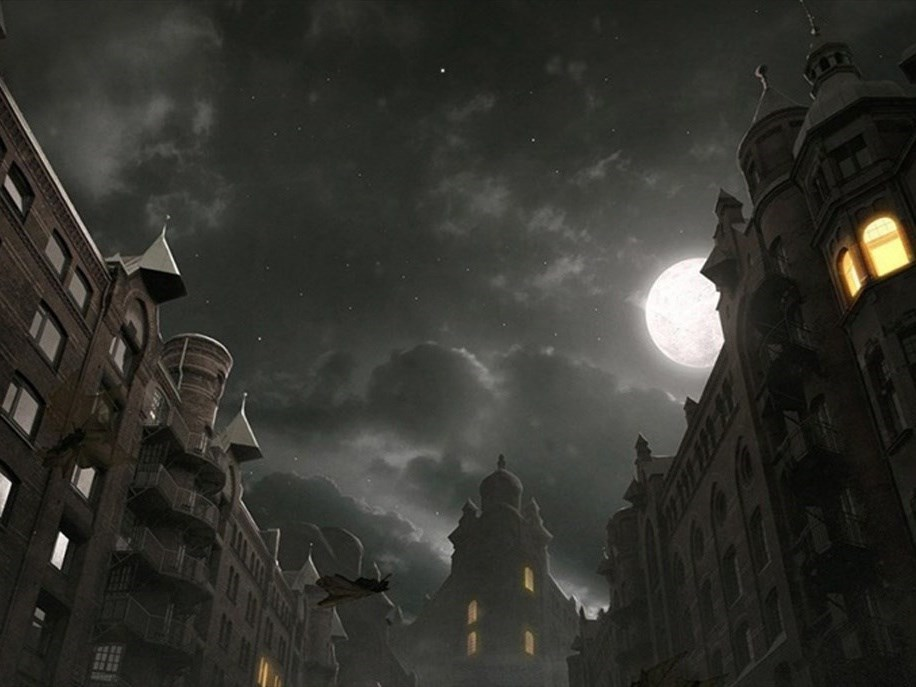 Ruta per la Barcelona terrorífica i nocturna