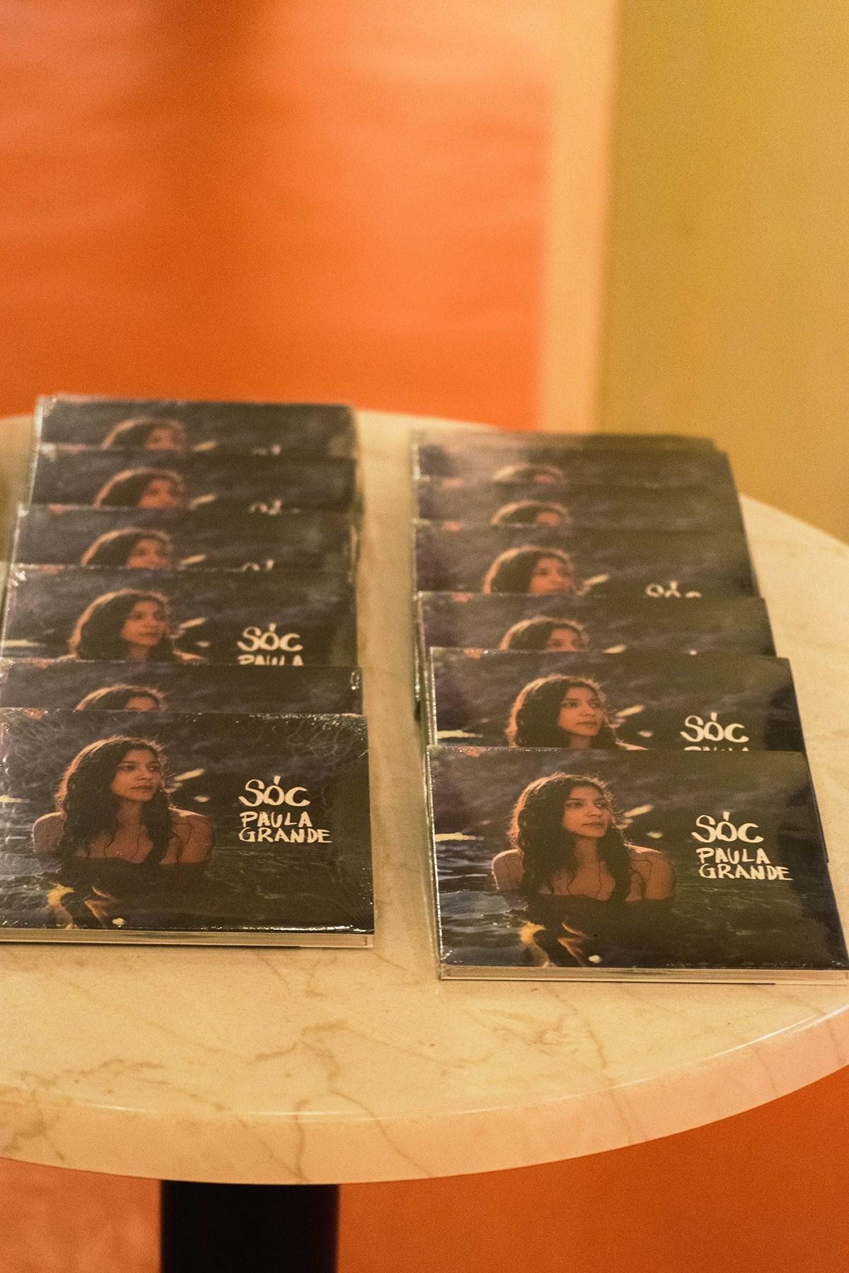 #MésQueMúsica amb Paula Grande i l'àlbum 'Sóc'