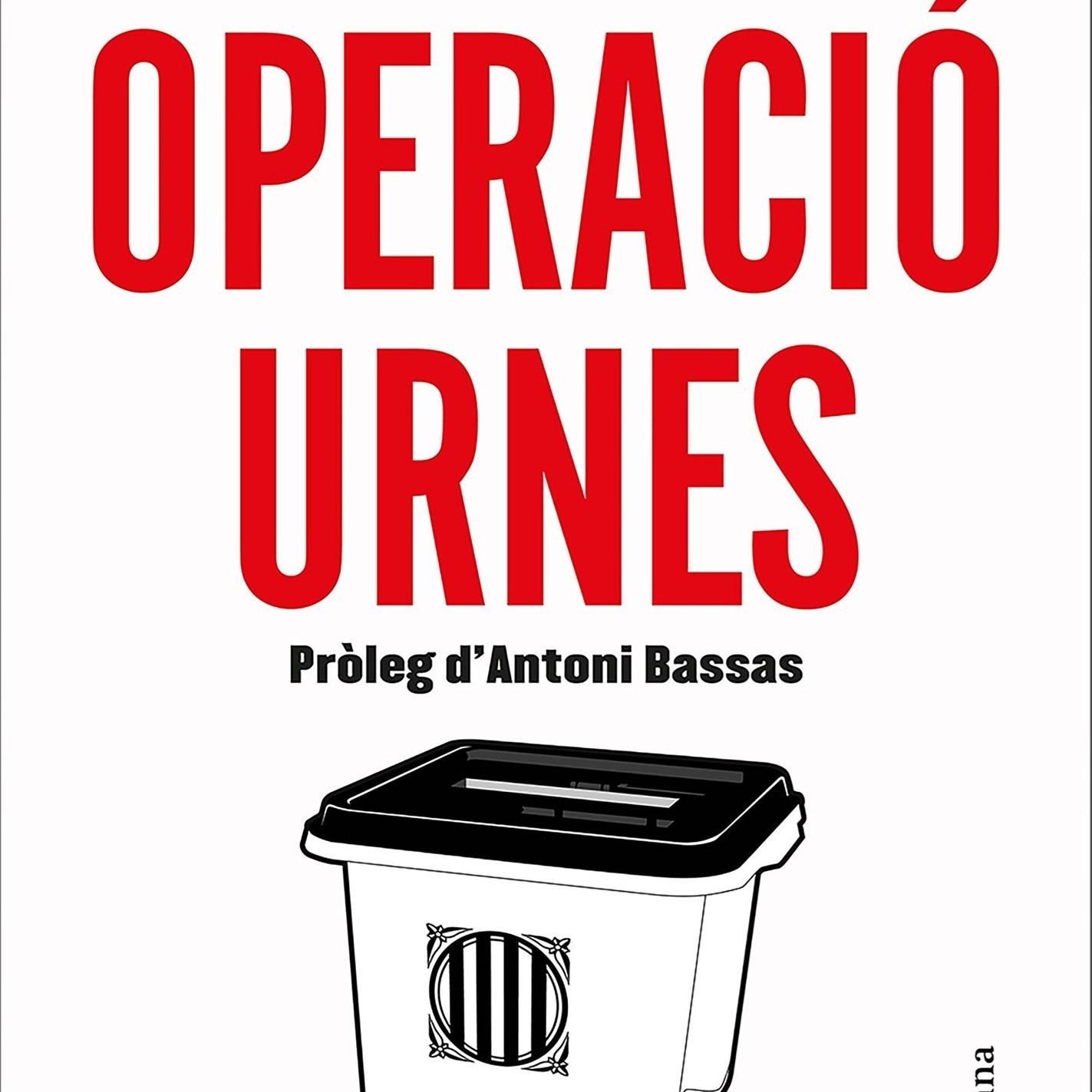 'Operació urnes', de Laia Vicens i Xavi Tedó