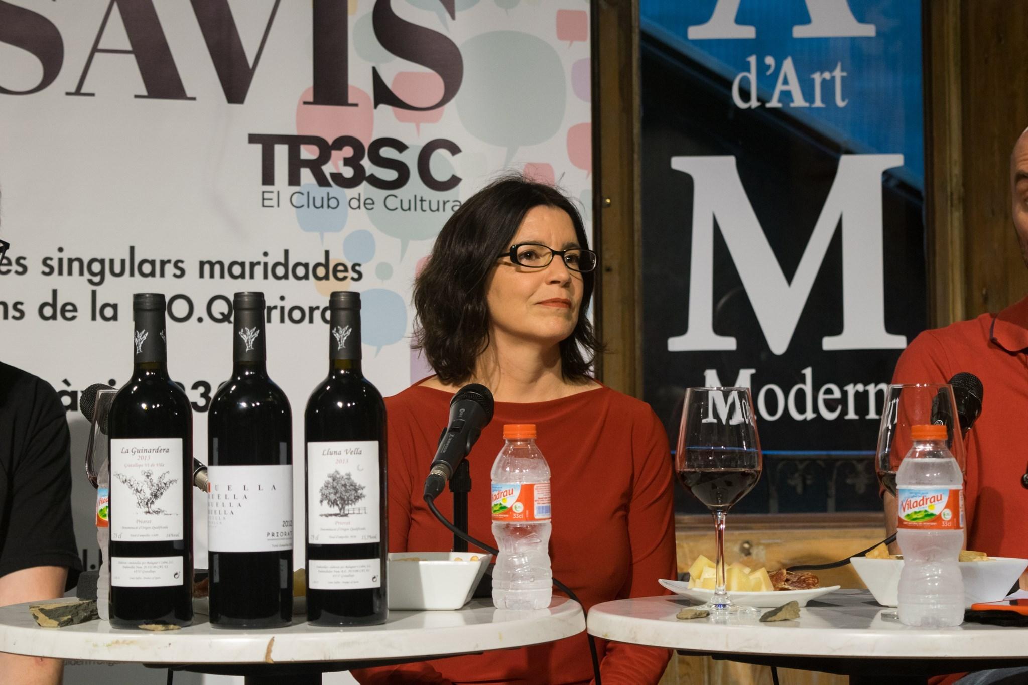 #VisàVisTR3SC amb Laia Marull i Celler Balaguer i Cabré