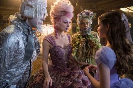 'El Cascanueces y Los Cuatro Reinos' · Fantasia