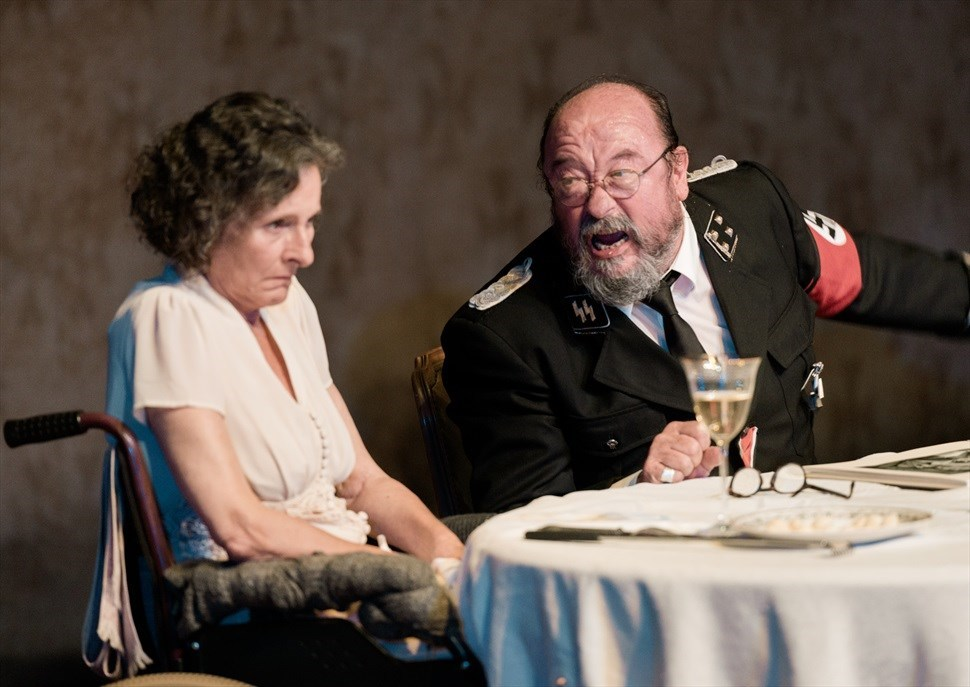 Davant la jubilació · Teatre Lliure de Gràcia