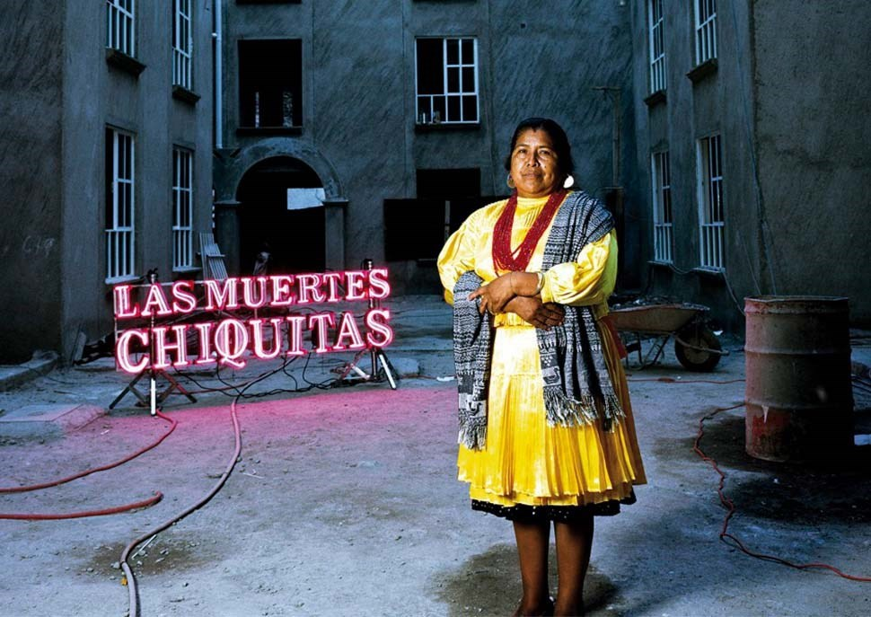 Las Muertes Chuiquititas · Mireia Sallarès
