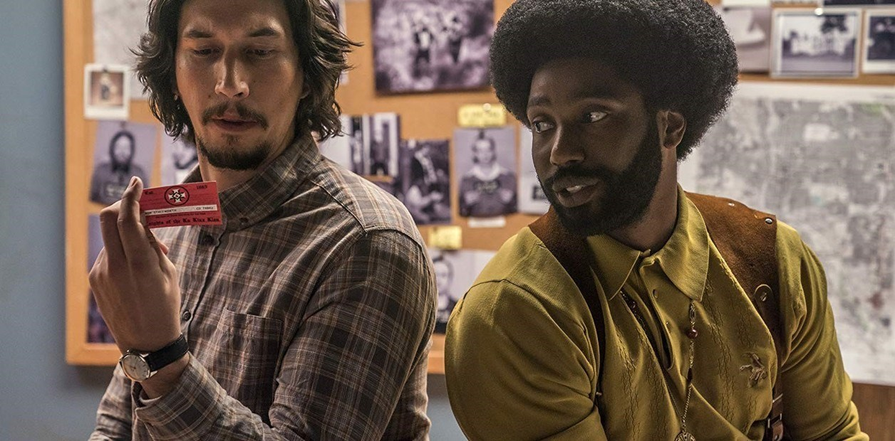 'BlacKkKlansman' · Spike Lee