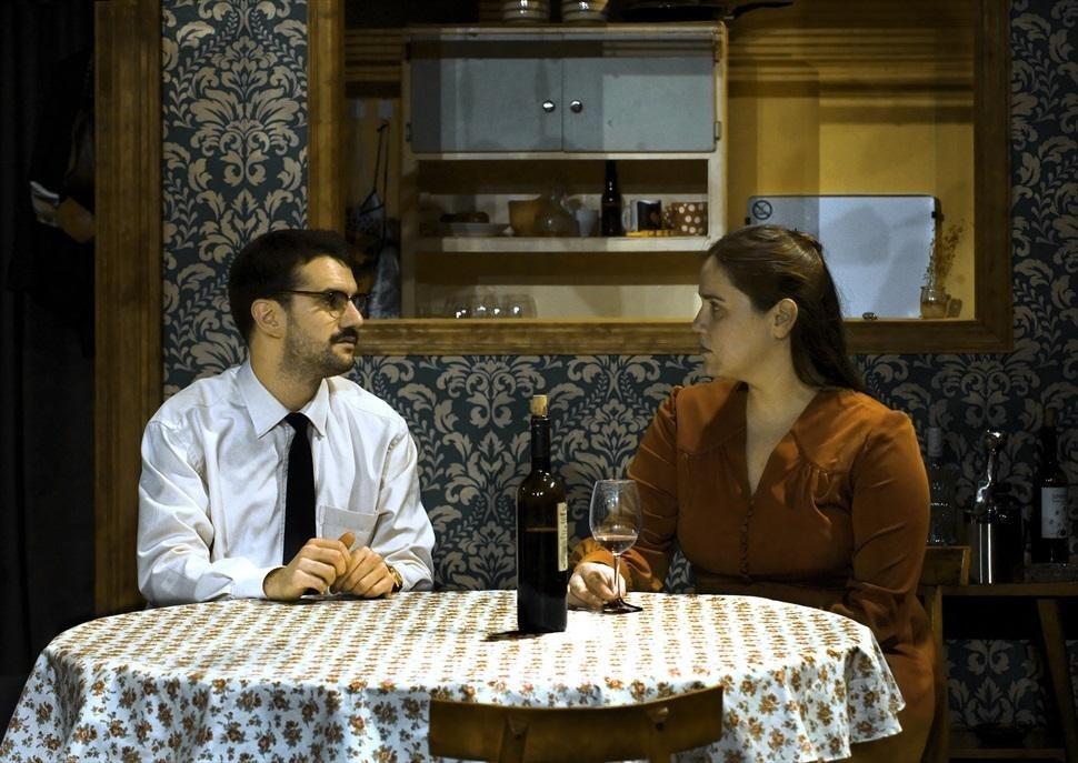 El temps que estiguem junts -  Teatre Lliure de Montjuïc