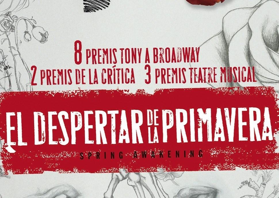 El despertar de la primavera ·  Teatre Victòria