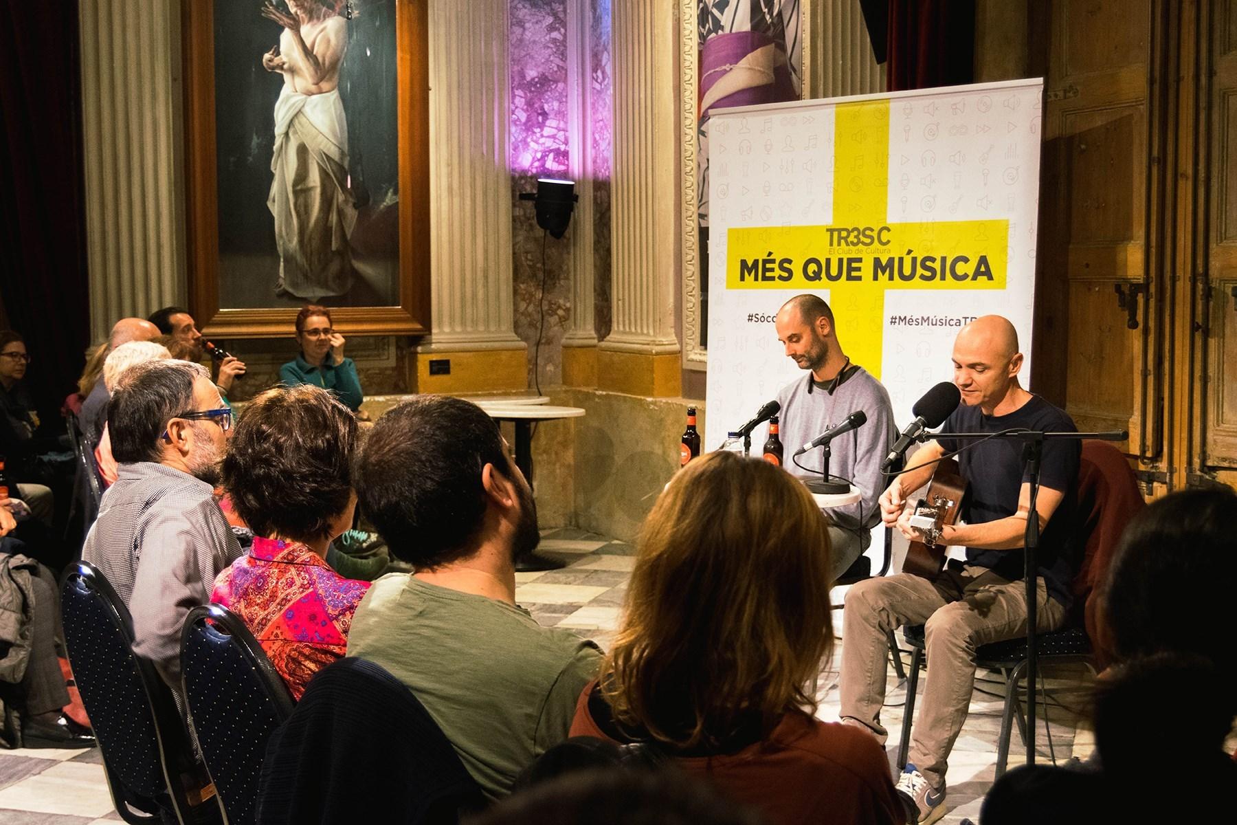 #MésQueMúsica amb Marc Parrot